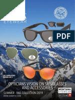 Sunglasses Summer 2019