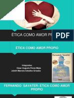 Etica Amor Propio (1)