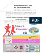 i Circuito Pedestre Uerct 2019 - 20
