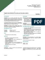 Ficha Tecnica de Desencofrante OLEOPART