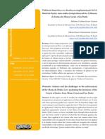 Violência Doméstica e Os Desafios Na Implementação Da Lei Maria Da Penha