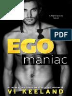 Vi Keeland - Egomaniaco