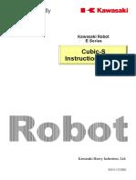 90210-1272DED E Cubic-S Instruction Manual