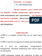 Gps_uses and Advantages