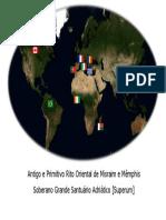 APROMM Estrutura Internacional