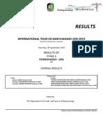 19TDBI Results Stage 4