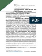 Impugnación de María Contra Colpensiones Un Solo Folio Para Imprimir
