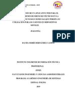 Informe Final Ing de Sistemas