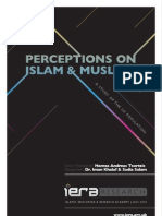iERA NonMuslimPerceptionsOnIslam and Muslims ResearchReport