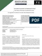 Aproximación a la noción de encuentro en Emmanuel Lévinas.pdf