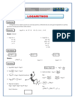 Introduccion a Los Logaritmos Para Tercero de Secundaria (1)