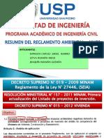 Exp. Resumen Del Reglamento Ambiental - Mvcs