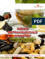 Indian Nutraceutical Industry