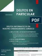 PPT LAU 2018 - DELITOS INFORMATICOS PORN INFANTIL - GROOMING.pptx