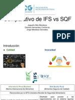 IFS vs SQF