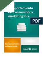 Comportaminto Del Consumidor y Marketing Mix(CANVAS)