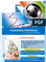 3ra Sesión_ El Costo Del Dinero