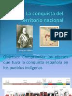 Conquista de Chile 1
