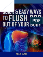 Quick and Easy Ways to Flush CRP Out of Your Body