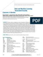 Application of Big Data and Machine Learning
