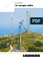 Liebherr Cranes for Windpower Spanish p401 03 d03 2019
