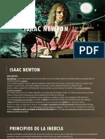 Isaac Newton Leyes