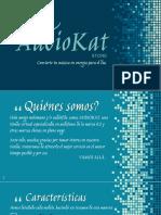 AudioKat Catalogo