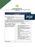 R - Guía de Planeación Para La Ejecución GRUPO 6