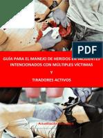 Guía Para El Manejo de Heridos En