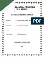 Situación Actual de La Educación en El Perú (1)