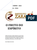 Zara Frutos Do Espírito