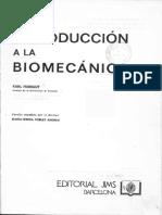 K. Hainaut - Introducción a La Biomecánica