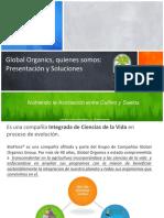 Bioflora (Español) Overview Presentation 2012