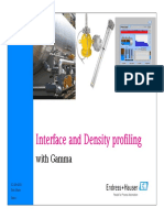 Interface and Density Profiling Presentation