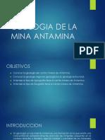 Geologia de La Mina Antamina