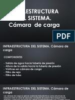 9 U6 INFRAESTRUCTURA DEL SISTEMA. Cámara de Carga y Tuberia de Presion