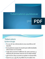 Clase Tuberculosis Pulmonar