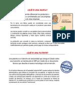Marca, Patente, Licencia