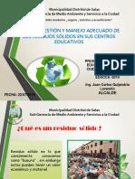 Taller de Gestion Ambiental Rosario