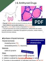 Thyroid and Antityr Drugs