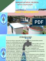 Agua y saneamiento ponencia 2018.ppt