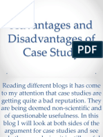 Advantages and Disadvantages of Case Study.pptx