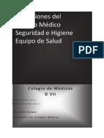 Condiciones Del Trabajo Medico