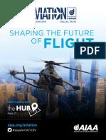 2019 Aiaa Aviation Final Program