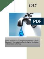 Cap. 2 - Cañerias de Agua Potable_2017