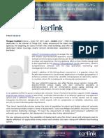 Kerlink NR Wirnet-Ifemtocell Vdef-1