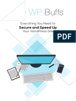 Secure and speed up WP