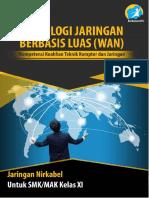 Modul Teknologi Jaringan Berbabasis Luas (WAN)