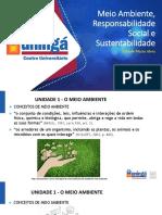 Meio Ambiente, Responsabilidade Social e Sustentabilidade - Slides I.pptx