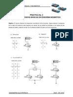 P2_Funciones Logicas Basicas en Esquema Neumatica